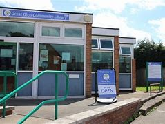Great Glen Community Library - benefitting from the Harborough Lotto