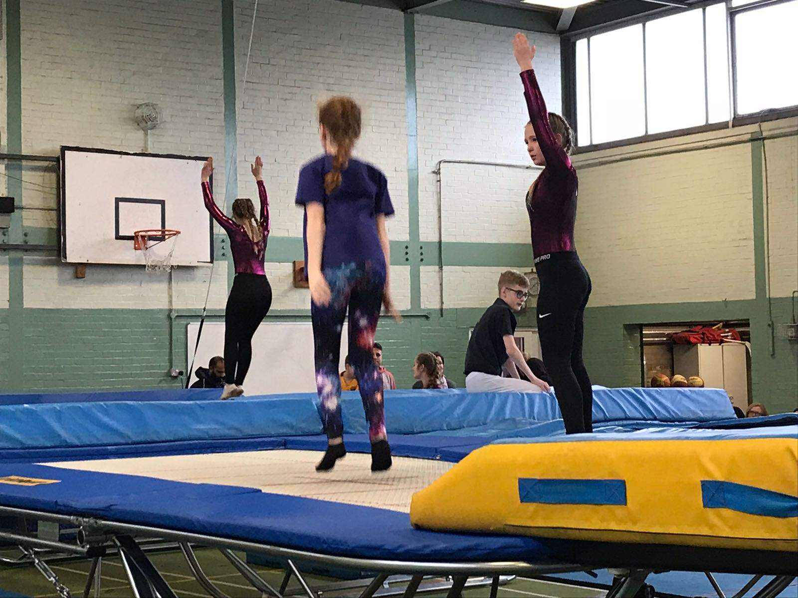 Market Harborough Trampoline Academy